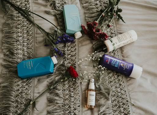 Holy Grail Haircare Products