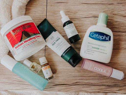 Summer Skincare Favorites!
