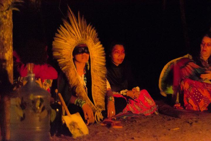 I ENCONTRO do SAGRADO FEMININO MG_ YAWANAWÁ SHAHU__EM PRIMEIRA MÃO!!!__Veja também o VÍDEO CERIMÔNIA