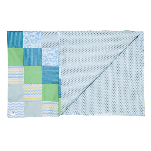 Colcha Patchwork (Relax)