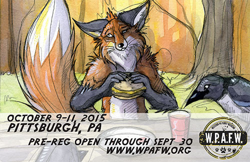 WPAFW 2015 Advertisement