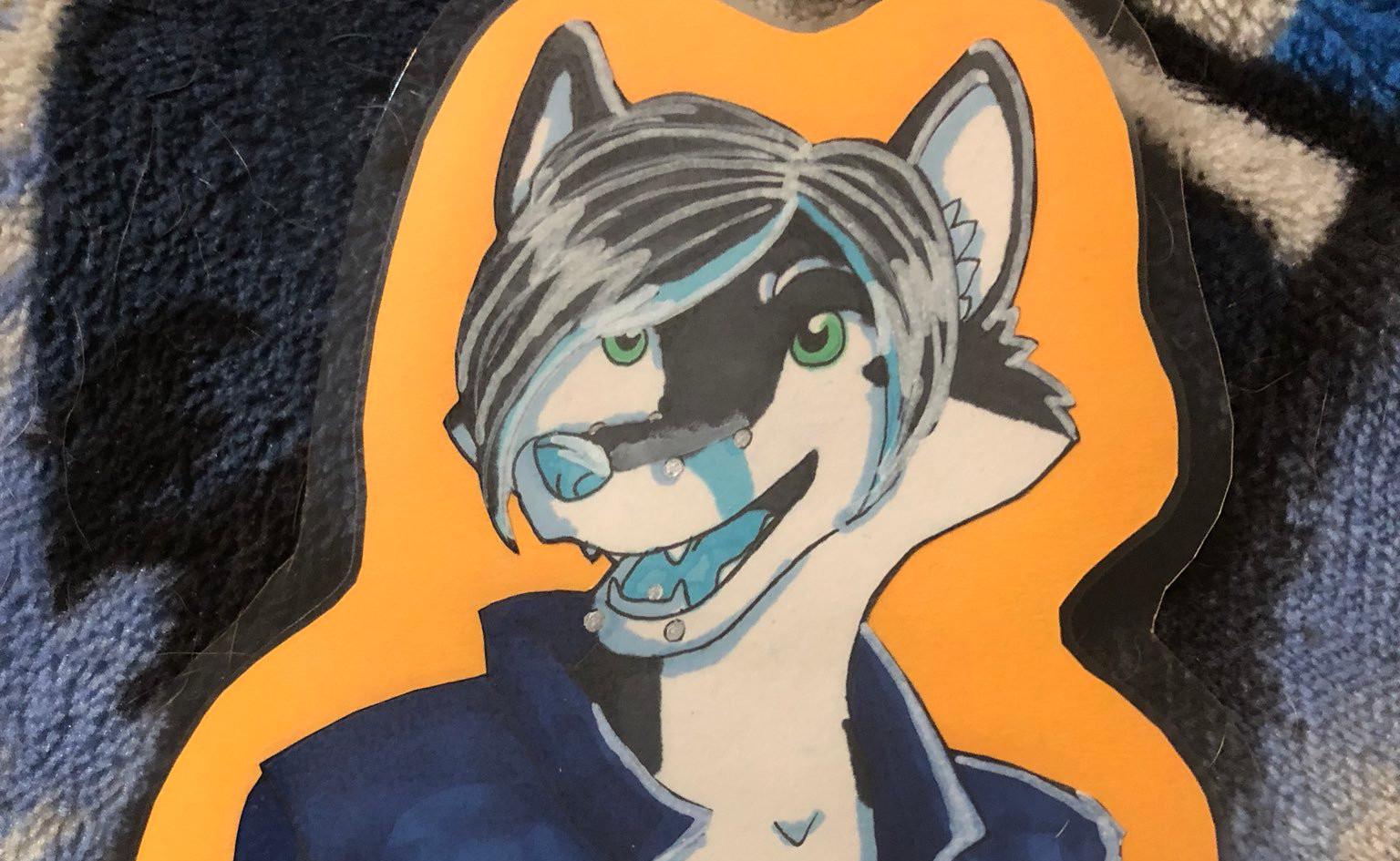 Shiki Badge
