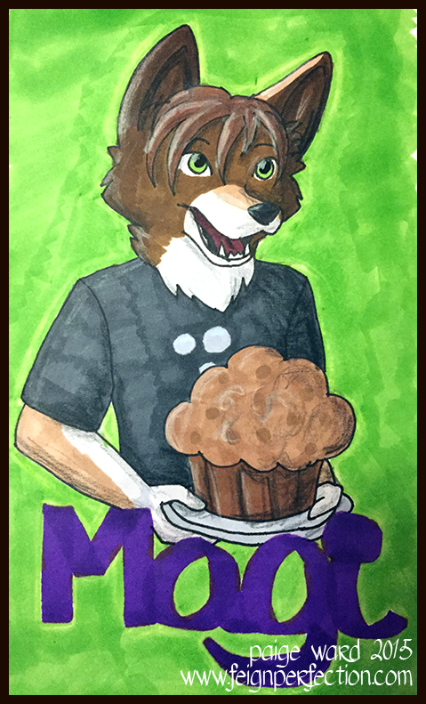 Magi Badge - Commission