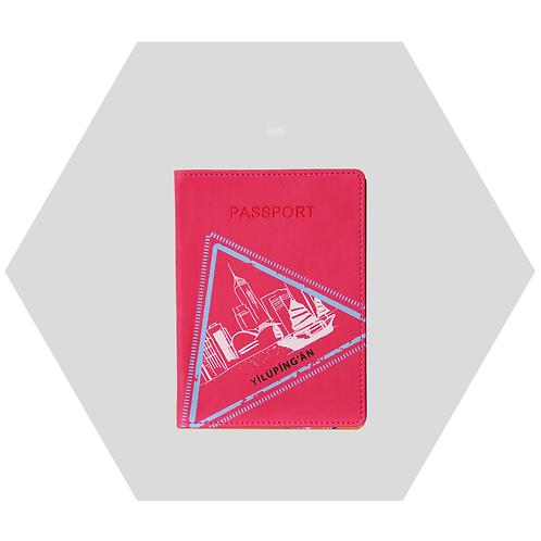 GLOBE TROTTER passport holder