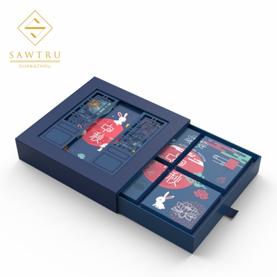sawtru luxury paper chocolate box with l
