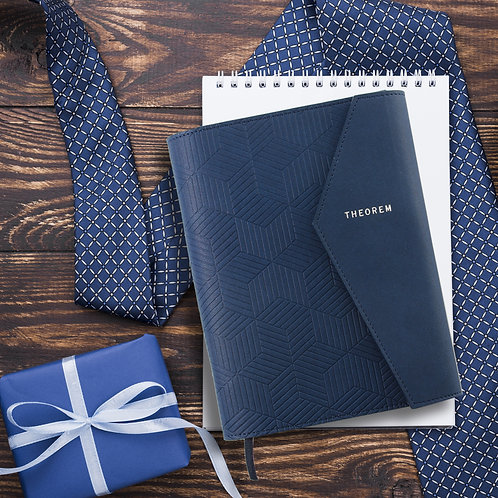 Pattern Diary a5 - Navy