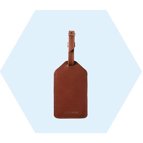 RETRO luggage tag