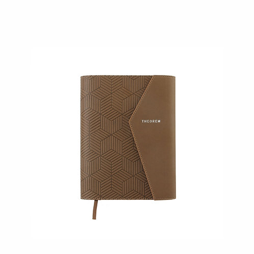 Pattern Diary a6 - Brown