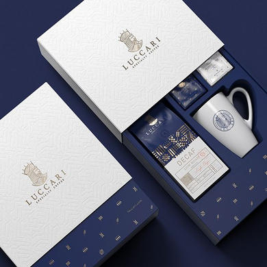 Speciality Luxury Coffee Brand and New C