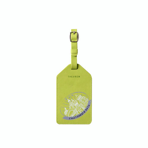 GLOBE TROTTER luggage tag