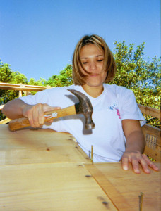 Hands On Orlando - Building A House