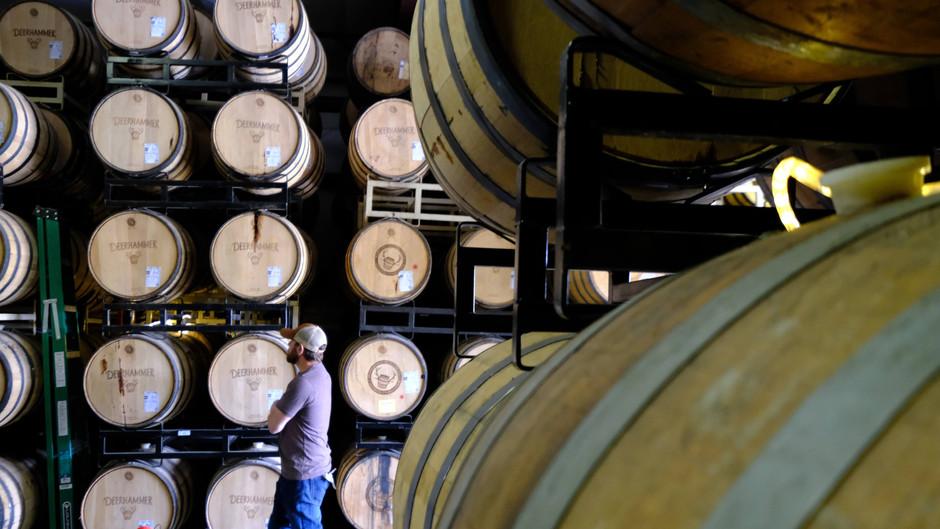 Deerhammer Distillery Visit