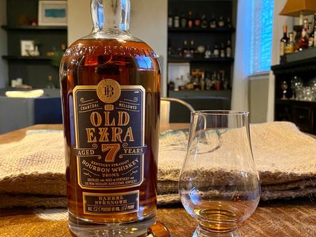 Open the Bottle: Old Ezra 7 Barrel Strength Bourbon
