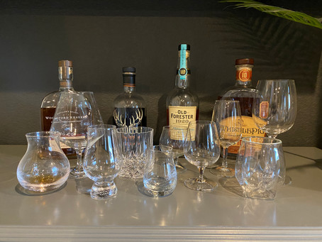 Show Notes: The Practical Still Episode 2 - Does glassware matter?