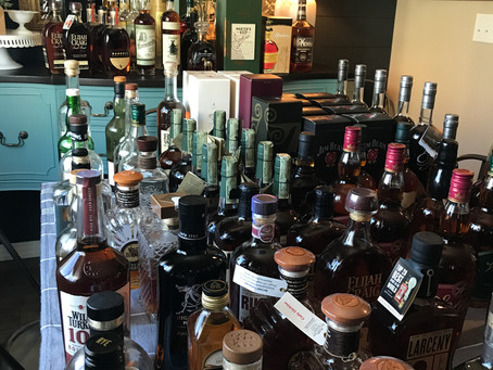How I shop for whiskey