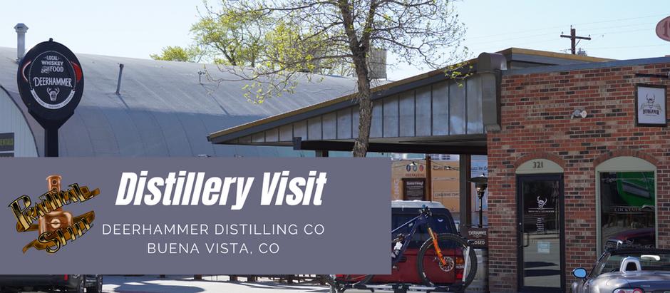 Deerhammer Distillery Visit Wrap Up