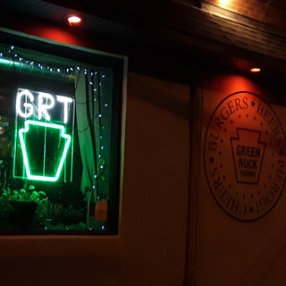 Fresh Neons for Greet Rock Tavern