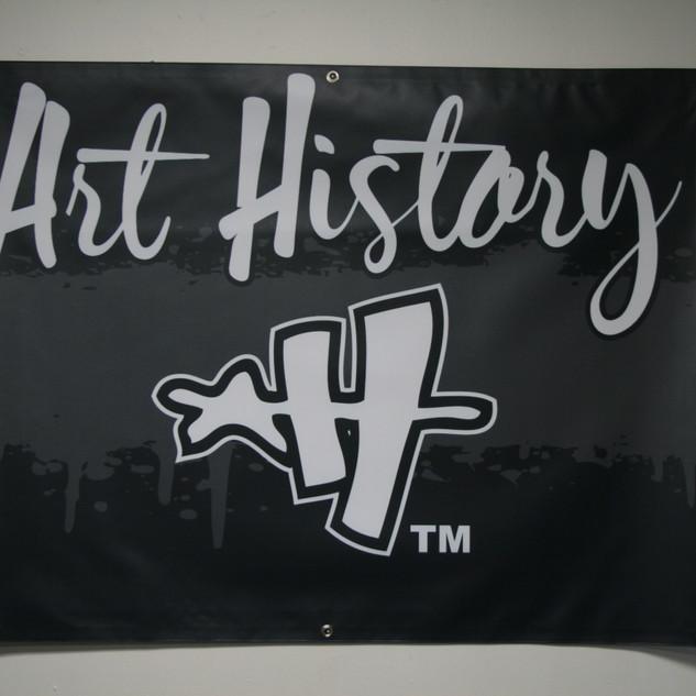 Art History Banner