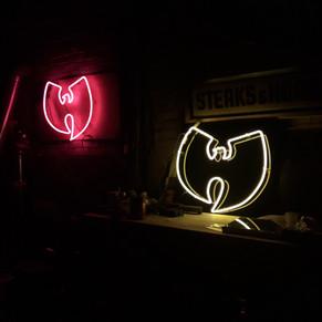 Custom Wu-Tang Neons