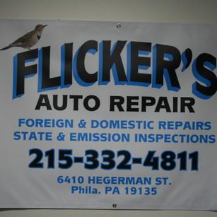Banner for Flicker's