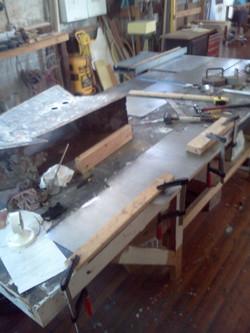 constructing new panels