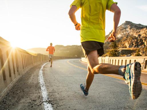 Цікаві факти про біг