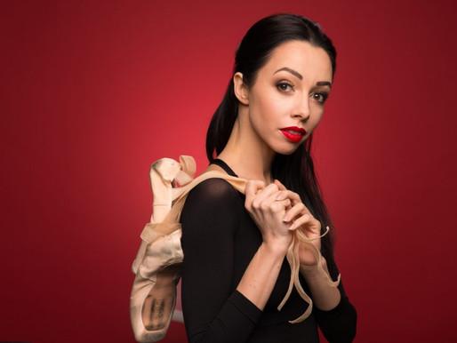 """Українська балерина Кухар вийде заміж на """"Танцях з зірками"""""""