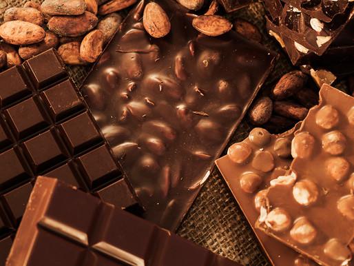Смачні факти про шоколад