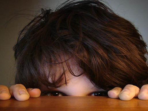 Як побороти сором'язливість?