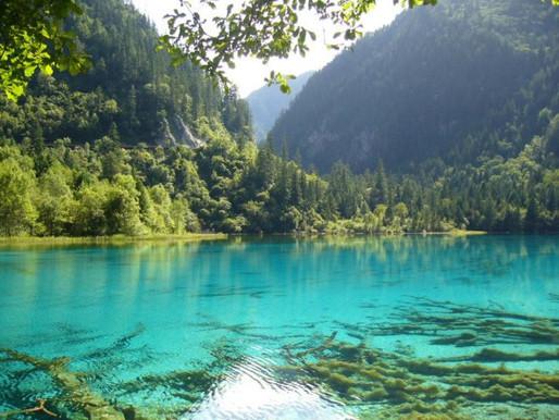 Найчистіше озеро планети: фото