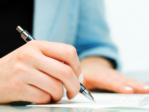 Як зробити персональний шрифт зі свого почерку