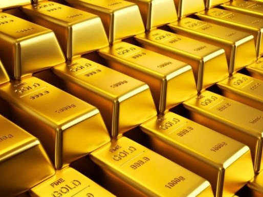 Золото. Його таємнича сила