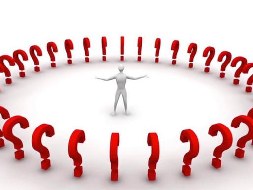 8 питань, які потрібно ставити собі хоча б раз на рік