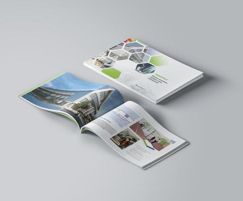Agropôle / brochures institutionnelles