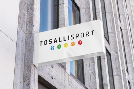 Tosalli Sport / Nouvelle identité