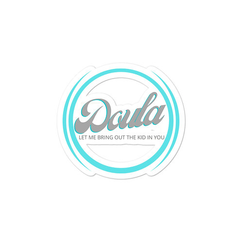 Doula: Let Me Bring Out the Kid in You Sticker