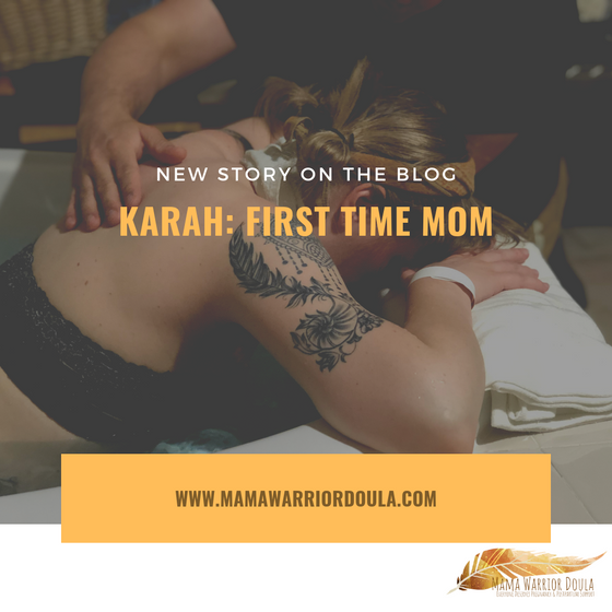 Karah: First Time Parents / Natural Birth