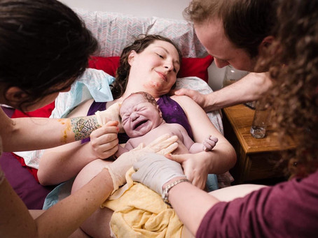 Helen: A home birth story
