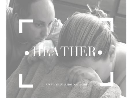 Heather's First Homebirth
