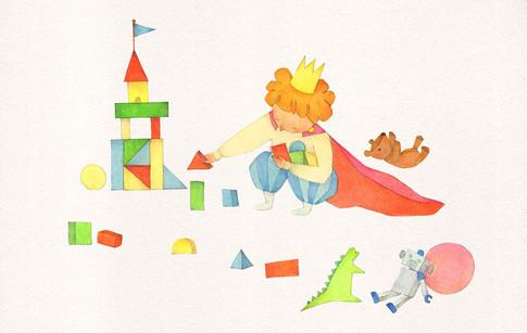 Be prince..