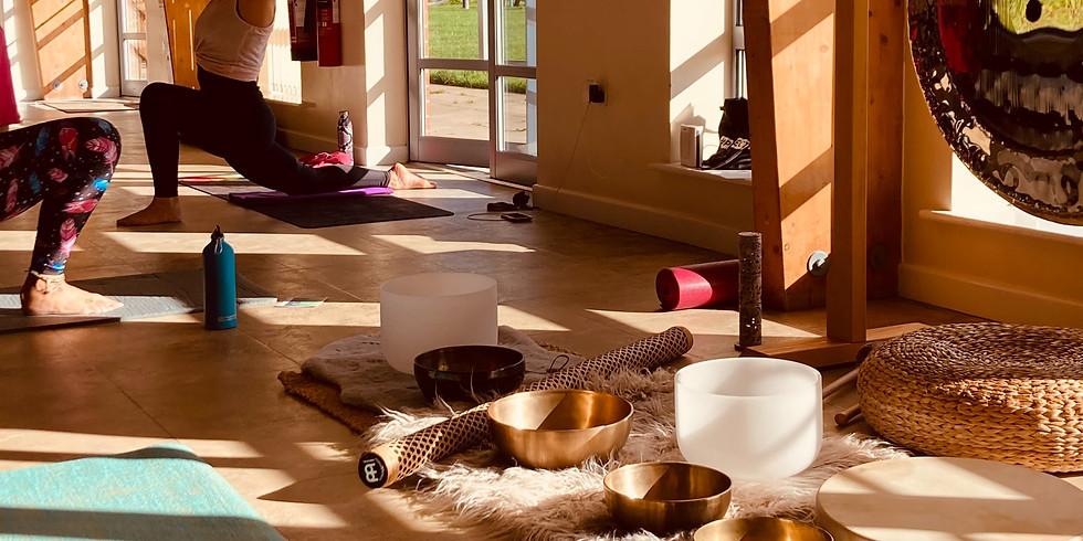 Yoga, Mindfulness and Sound Meditation Day Retreat October