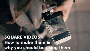 Square Videos & How To Make Them