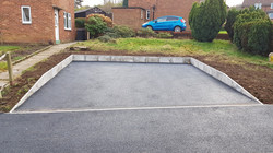 D36  Tarmac Driveway Surfacing  at Newbold in Chesterfield