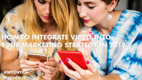 How To Integrate Video Into Your Marketing Strategy