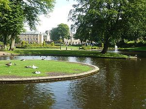 Buxton Park, Derbyshire