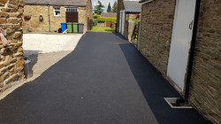 D42  Tarmac Driveway Surfacing at Ashgate in Chesterfield