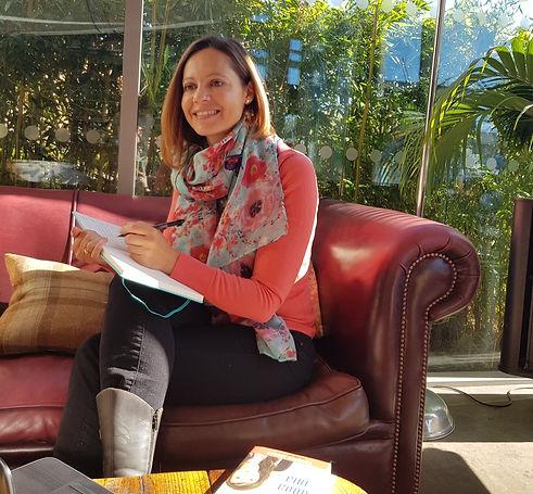 Meet Eloise - Founder of Growth & Grit