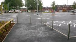 F29  Tarmac Surfacing to Aldi Car Park in Leeds