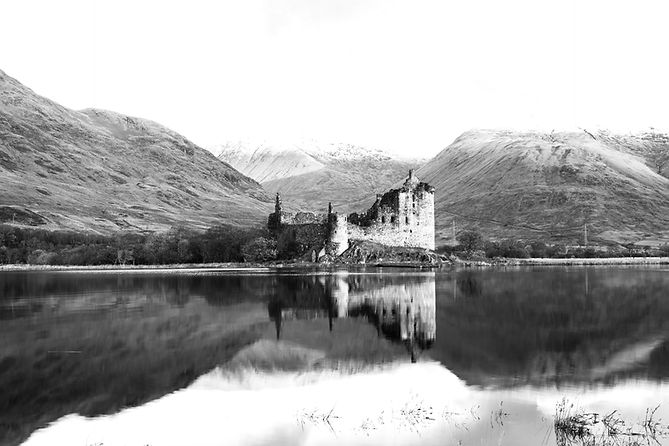 About Lucent - Page Header - Scottish Castle