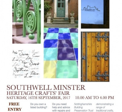 SOUTHWELL MINSTER HERITAGE CRAFTS FAIR